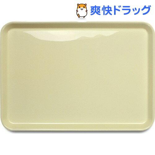 ピノ ノンスリップトレー 33cm 角 ホワイト(1枚入)