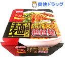 ご当地くいだおれ 麺大盛り 広島汁なし担担麺(1コ入)