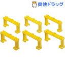 プラレール J-22 複線ブロック橋脚(6コ入)【プラレール】[タカラトミー おもちゃ]の画像