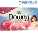ダウニー シート エイプリルフレッシュ(80枚入)【ダウニー(Downy)】[柔軟剤]