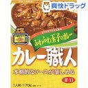 カレー職人 ふわふわ玉子のカレー 甘口(170g)【カレー職人】