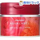 【数量限定】資生堂 アクアレーベル スペシャルジェルクリーム ピースフルフラワーの香り(90g)【アクアレーベル】