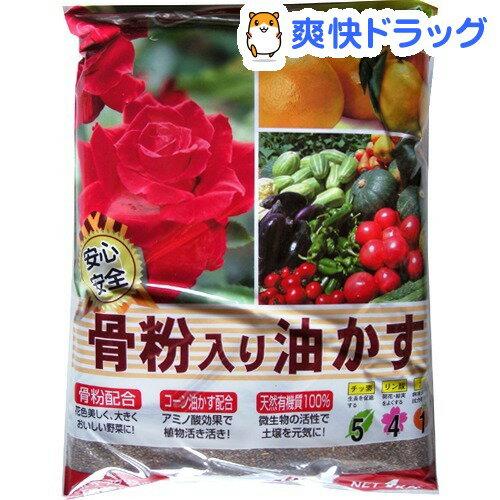 JOYアグリス 骨粉入り油かす(1kg)【JOY...の商品画像