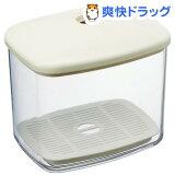 真空パンケース ポンプ付 BBR4N(1セット)[プラスチック保存容器]【】【RCP】
