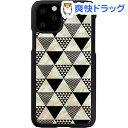 アイキンス iPhone 11 Pro 天然貝ケース Pyramid I16868i58R(1個)