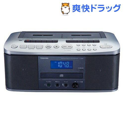 CDラジオカセットレコーダー シルバー TY-CDW88(1台)【送料無料】