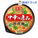 ニュータッチ 凄麺 中華の逸品 担担麺(1コ入)【凄麺】