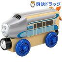 きかんしゃトーマス 木製レールシリーズ ヒューゴ FHM37(1コ入)【きかんしゃトーマス】