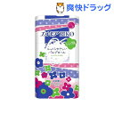 Fragrance white single 50m [profit] of the L more pico toilet roll flower (12 rolls) [L more] [toilet paper]