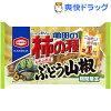亀田の柿の種 ぶどう山椒(6袋詰)