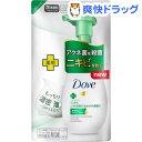 ダヴ 薬用ニキビケア クリーミー泡洗顔料 つめかえ用(140mL)【ダヴ(Dove)】