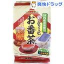 宇治森徳かおりちゃん お番茶ティーパック(8g*30袋入)