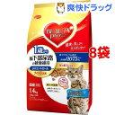 ビューティープロ 猫下部尿路の健康維持 1歳から 室内猫用(280g*5袋入*6コセット)【ビューティープロ】【送料無料】