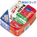 サトウのごはん北海道産きらら397(200g*3コ入)【サトウのごはん】[レトルトごはん インスタント食品]