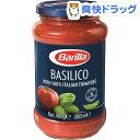 バリラ バジルのトマトソース(400g)【バリラ(Barilla)】[パスタソース]