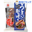 【訳あり】うまい!堅焼き 濃厚うまみ醤油味(108g)[お菓子 おやつ]