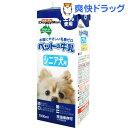 ドギーマン ペットの牛乳 シニア犬用(1L)【ドギーマン(D...