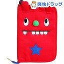 モンスターグロンク マルチケース レッド(Rosso) 02697-03(1コ入)【モンスターグロンク(Monster GRONK)】