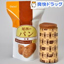 尾西 保存パン 黒糖(80g)