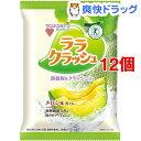 蒟蒻畑 ララクラッシュ メロン味(24g*8*12コセット)【