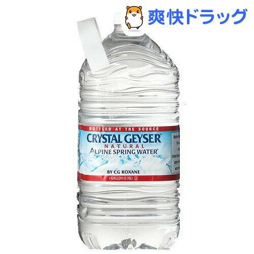 クリスタルガイザー ガロンサイズ(3.78L*6本入)【クリスタルガイザー(Crystal…...:soukai:10074183