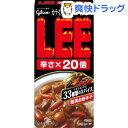 リー ルウタイプ 辛さ*20倍(120g)【LEE(リー)】
