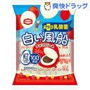 白い風船 チョコクリーム(18枚入)