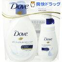 【在庫限り】ダヴ ボディウォッシュ モイスチャーポンプトライアル+泡洗顔ポンプ(1セット)【ダヴ(Dove)】