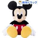 ディズニーキャラクター グッドルック ぬいぐるみ M ミッキーマウス(1コ入)【ディズニー(玩具)】【送料無料】