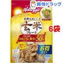 ケロッグ 玄米フレーク(400g*6コセット)【玄米フレーク】【送料無料】