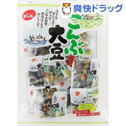 小袋こんぶ入り大豆(85g)の商品画像
