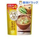 アマノフーズ うちのおみそ汁 とろみ汁(5食)【アマノフーズ】