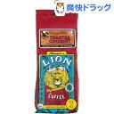 ライオンコーヒー トーステッドココナッツ(198g)【ライオンコーヒー】