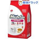 メディファス インドアキャット 7歳から 高齢猫用 チキン&フィッシュ味(280g*5袋入)【メディファス】[キャットフード ドライ 下部尿路 国産]