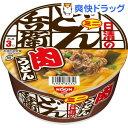 日清のどん兵衛 肉うどん ミニ(40g*12食入)【日清のどん兵衛】