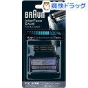 ブラウン 網刃・内刃コンビパック F/C3700 ブルー(1コ入)【PGS-BM24】【ブラウン(Braun)】[電気シェーバー 替刃 替え刃]【送料無料】