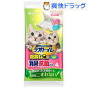 猫砂 デオトイレ 複数猫用消臭シート(4枚入)【デオトイレ】[猫 シート ペット用品 デオトイレ]