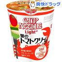 カップヌードルライトプラス 蟹のトマトクリーム(1コ入)【カップヌードル】