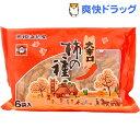 大辛口柿の種 6袋パック(138g)[お菓子 おやつ]