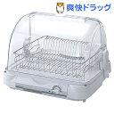 コイズミ 食器乾燥器 ホワイト KDE-4000W(1台)【コイズミ】[食器乾燥機]【送料無料】