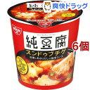 日清 純豆腐 スンドゥブチゲスープ(17g*6コセット)...