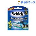 シック プロテクタースリー 替刃(12コ入)【シック】【送料無料】