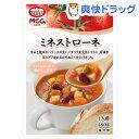 MCC 甘味と酸味がほど良いイタリア産完熟トマトのミネストローネ(レトルト) (160g)
