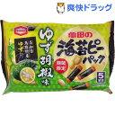 海苔ピーパック ゆず胡椒味 5袋詰(82g)