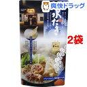 博多華味鳥 水たきスープ(600g*2袋セット)