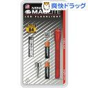ミニマグライトLED 2AAA BP レッド SP32036(1台)【マグライト】【送料無料】