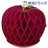 ロッカ 紙の加湿器リンゴ レッド RC-KP1604RD(1台)【ロッカ(Rocca)】【送料無料】