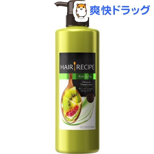 ヘアレシピ キウイエンパワー ボリュームレシピ トリートメント(530g)【sd-hrk-…...:soukai:10494986