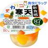 たいまつ カリコリ寒天 フルーツ(190g)