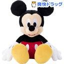 ディズニーキャラクター グッドルック ぬいぐるみ L ミッキーマウス(1コ入)【ディズニー(玩具)】【送料無料】